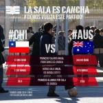 Las diferencias entre las escuelas de Chile y Australia
