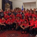 Chile se ubica en el lugar 12 del ranking FIFA tras el Mundial
