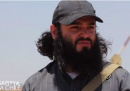 Bastián Vásquez, el yihadista chileno