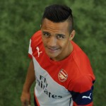 Alexis Sánchez es nuevamente el mejor jugador del mes en Arsenal FC