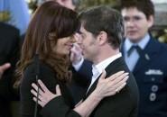 Cristina Fernández y Alez Kicillof