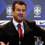 Dunga vuelve como DT de la selección brasileña y destaca que Chile fue el único equipo ofensivo en el Mundial