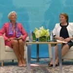 FMI apoya reforma tributaria impulsada por Michelle Bachelet