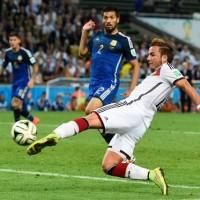 Gol alemán de Gotze