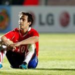 Jorge Valdivia renuncia a la Selección Chilena pidiendo perdón a los hinchas
