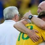 Llanto de jugadores brasileños tras partido con Chile tiene preocupado al equipo técnico