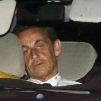 Ex presidente francés Nicolas Sarkozy