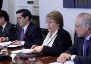 Presidenta encabeza consejo de gabinete