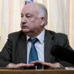 """Guillermo Teillier (PC) y crisis en U. Arcis: """"Nosotros no tenemos nada que ver"""""""