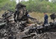 avión de Malaysia Airlines en Ucrania