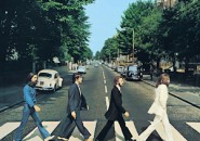 Beatles en Abbey Road