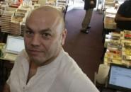 Juan Fau, dueño librería Qué Leo