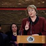 Presidenta Bachelet promulga Ley Emilia y señala que estará operativa desde estad Fiestas Patrias