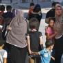 Palestinos en la Franja de Gaza
