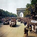 Liberación de Paris II