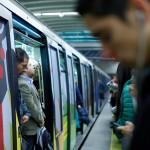 Metro de Santiago confirma funcionamiento normal en la totalidad de sus redes