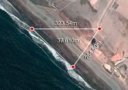 triángulo terrestre en el límite con Perú