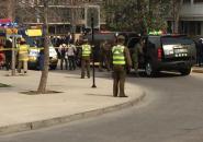 Bombazo en Metro Escuela Militar