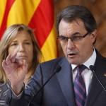 Cataluña vota simbólicamente por su independencia