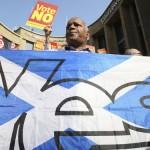 """Gonzalo Cañete: """"Escocia tiene petróleo y poca población, por lo que es candidato a ser un país rico"""""""