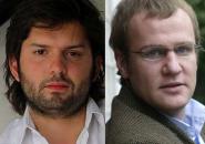 Gabriel Boric y Felipe Kast