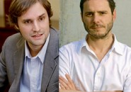 Jaime Bellolio y Hernan Larrain matte