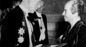 Nobel Gabriela Mistral