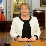 Presidenta Bachelet promulga ley que otorga aporte extraordinario a Codelco por US$4.000 millones