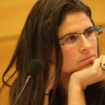"""Sylvia Eyzaguirre: """"Estamos discriminando por hechos históricos a jóvenes con mismas las mismas condiciones de vulnerabilidad"""""""