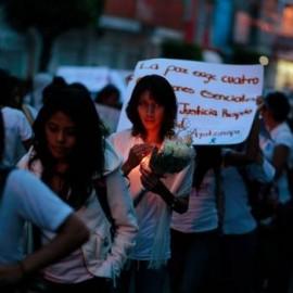 desparición de estudiantes en México
