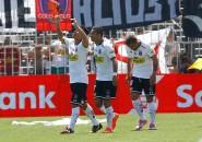 Colo Colo se impone a Universidad de Chile