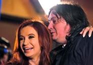 Cristina Fernández y Máximo Kirchner