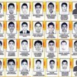 Estudiantes mexicanos: Presidente Peña Nieto asegura que se detendrá a los responsables de la muerte de los 43