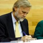 """Klaus Schmidt Hebbel: """"Los brotes verdes son un optimismo que no está justificado por las cifras"""""""