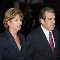 Marta Larraechea y Eduardo Frei