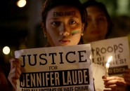 Marine estadounidense mata a filipina tras descubrir que es hombre