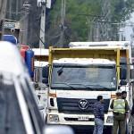Edición Central: Paro de camioneros