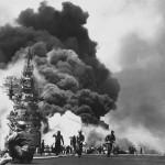 Primer ataque kamikaze