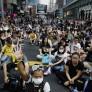 Protestas en Hong Kong, China