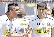 Esteban Paredes y Julio Barroso