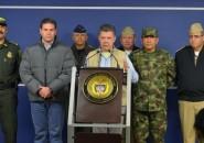 Juan Manuel Santos y FFAA