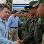 Juan Manuel Santos y negociaciones con las FARC en Colombia