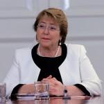 Adimark: Baja aprobación de Presidenta Bachelet por quinto mes y desaprobación sube al 52%