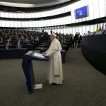 """Paulina Astroza sobre discurso del Papa Francisco a la Eurocámara: """"Fue un discurso franco y esencialmente político"""""""