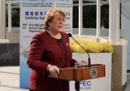 Presidenta Michelle Bachelet