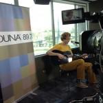 Sesión acústica: Erlend Oye en Radio Duna