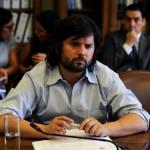 Diputado Gabriel Boric pide la salida de Nicolás Eyzaguirre del Ministerio de Educación