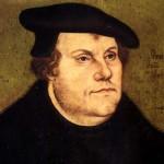 La excomunión de Martín Lutero
