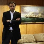 """Oscar Hasbún: """"El próximo año CSAV tendrá un 50% de flota propia, frente al 7% que tenía en 2011"""""""