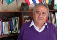 Oscar Olivos, presidente Central Autónoma de Trabajadores